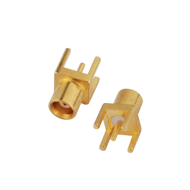 Edge Mount MCX Female Socket MCX Jack Connector For PCB Mount