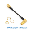 SMA Male To UFL/U.FL/IPX/IPEX RF Coax Adapter Assembly RG178 Pigtail cable