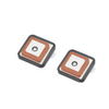 25*25mm Single Feed Stacked Patch GPS L1 L2 Passive Antenna