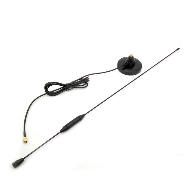 Magnetic Mount 4G LTE Antenna 9dBi with RG58 Cable 3M 5M